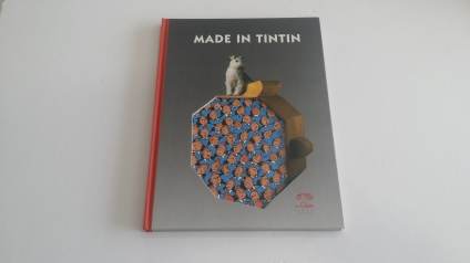 Llibre Made in tintín