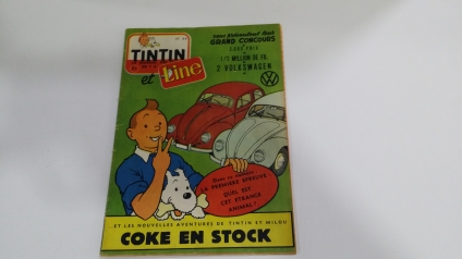 Revista Le Journal Tintín nº. 44
