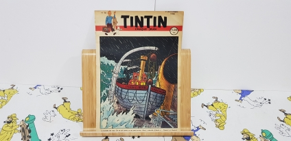 Journal Tintin belga núm 50 3er. año
