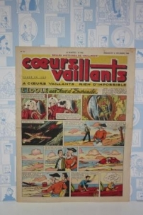 COEURS VAILLANTS Núm 50 any 1948