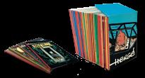 Caja de lujo  24 aventuras en libros en castellano