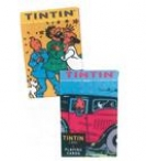 Cartas Tintin Coches