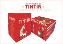 Colección completa de Las Aventuras de Tintín catalán