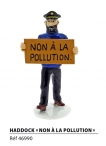Figura Pixi Haddock ' Non à la pollution'