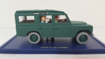 Coche Land Rover General Tapioca