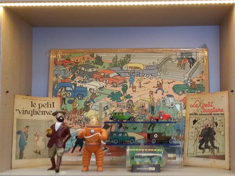 Compra de libros y productos antiguos de tintin for Compra de objetos antiguos